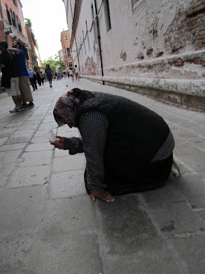 The Grove Guy: THE BEGGARS OF VENICE