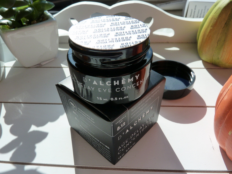 D'ALCHEMY AGE‑DELAY EYE CONCENTRATE