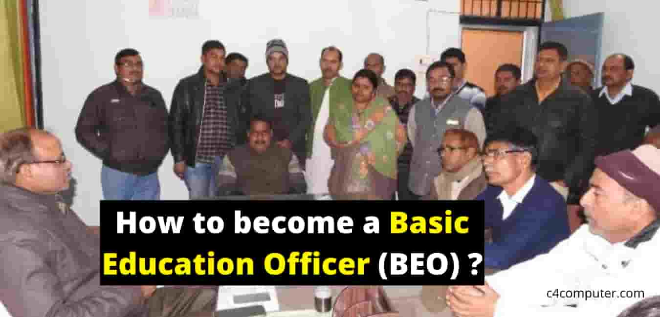How to become a Basic Education Officer