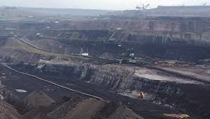 Turow coal mine