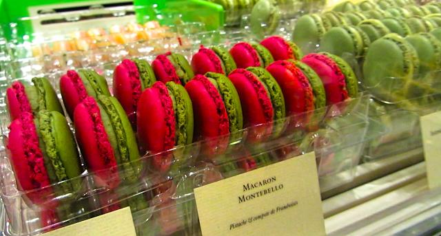 Macarons, Pierre Hermé, Paris