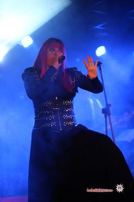 Annysia, Metal Woman Fest II, Murcia