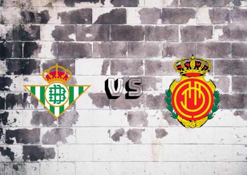 Real Betis vs Mallorca  Resumen