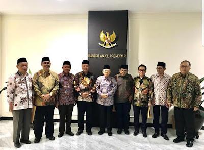 Staf Khusus Wakil Presiden Diisi Kalangan Non Milenial