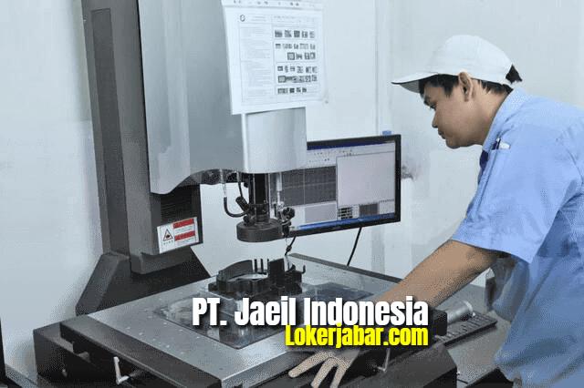 Lowongan Kerja PT Jaeil Indonesia 2021