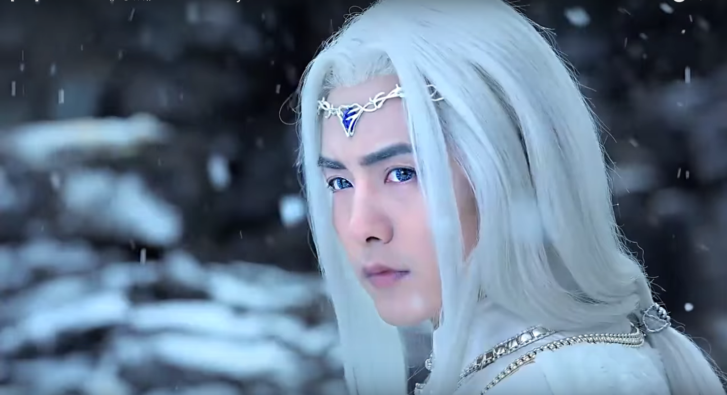 First Episode Recap: Ice Fantasy - DramaPanda