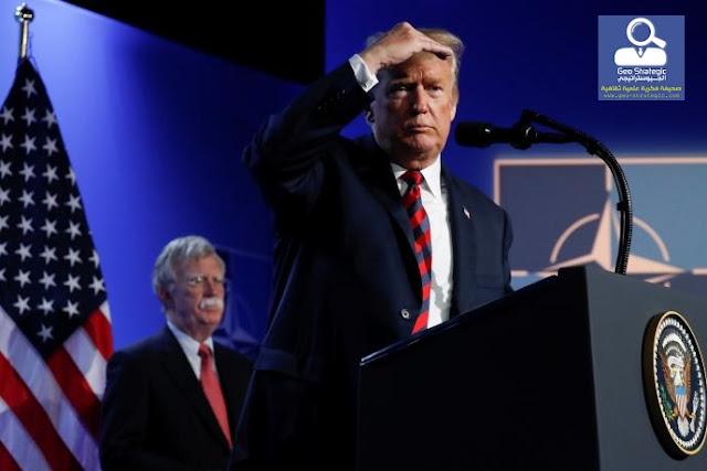 الخيارات المتهورة والصفقات السيئة والاستفزازات الخطرة لإدارة ترامب