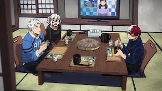 ヒロアカ アニメ | 轟の家族構成 | TODOROKI FAMILY | My Hero Academia | Hello Anime !