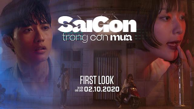 Phim chiếu rạp Sài Gòn Trong Cơn Mưa