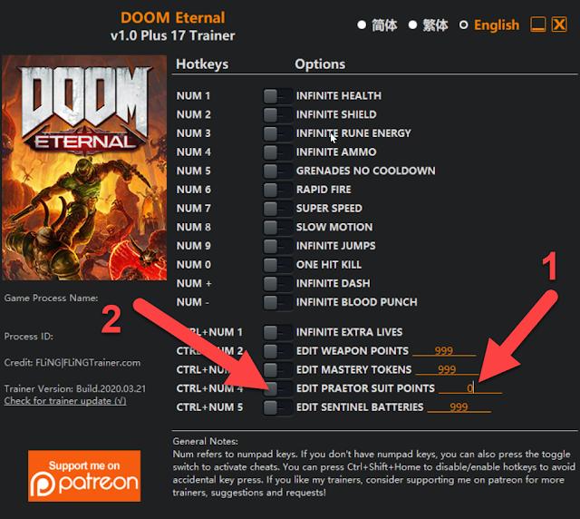 Doom eternal stuck after second mission [Fix]