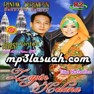 Titia Nurhafiza & Putra Awie - Zapin Kelana (Full Album)