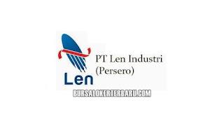 Lowongan Kerja Terbaru di PT. Len Industri (Persero)