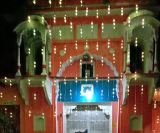 धूमधाम से मनाया गया श्रीराम मंदिर निर्माण के भूमिपूजन का उत्सव | #NayaSaveraNetwork