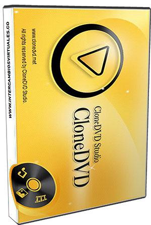 CloneDVD 7 Ultimate 7.0.2.1 poster box cover