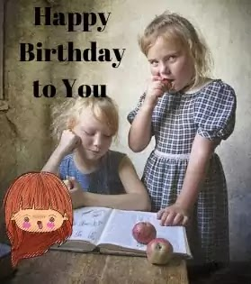 Naughty Happy Birthday Images For Friend