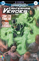 DC Renascimento: Lanternas Verdes #32