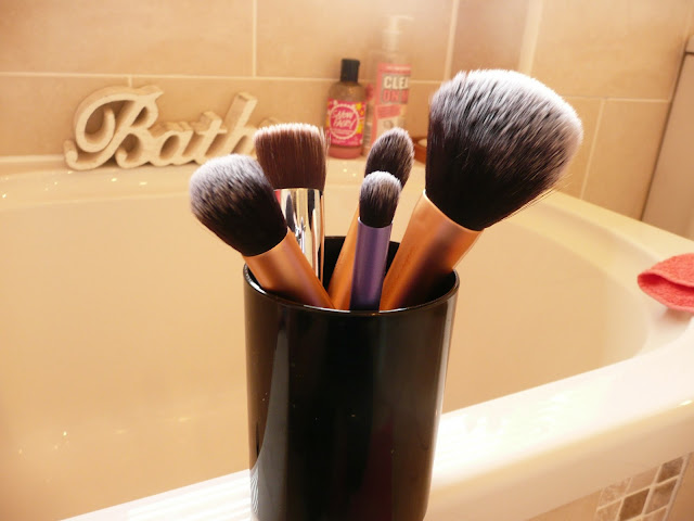 Top Five Favourite Makeup Brushes Face