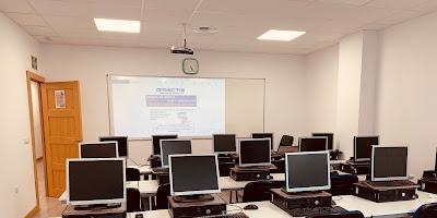 aula de didactia formación puertollano