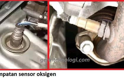 Fungsi dan Cara Kerja Sensor Oksigen (O2 Sensor) pada Kendaraan EFI