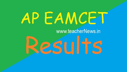 AP EAMCET Results 2019 - Check AP Engineering/ Agriculture Rank Card, Cutoff Marks