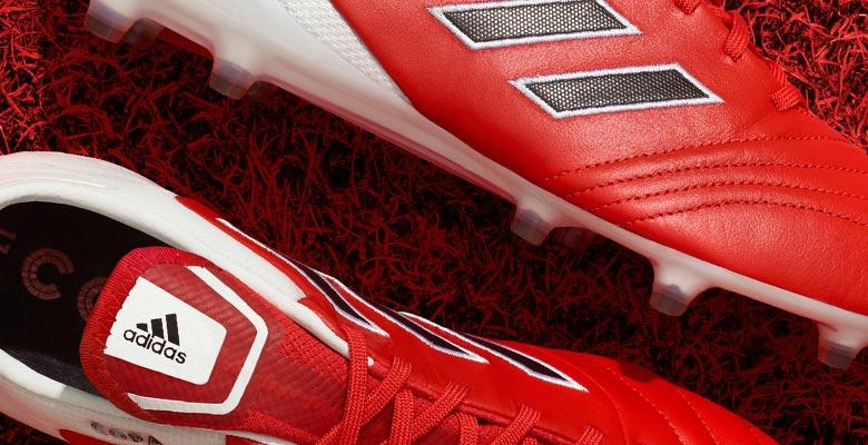 adidas presenta la colección COPA 17 Red Limit