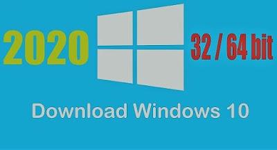 تحميل ويندوز 10 اخر اصدار 2020 نسخة 32 و 64 bit وبرابط مباشر