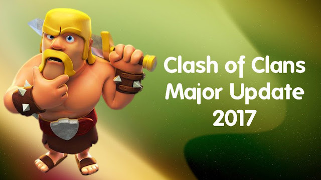 Clash Of Clans - New Changes