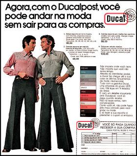 moda masculina anos 70; oswaldo hernandez;