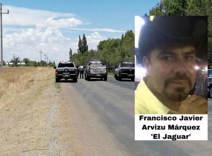 Se les pelo El Jaguar, el jefe de La Gente Nueva del Cártel de Sinaloa escapa con ayuda de sus Sicarios de Militares durante operativo