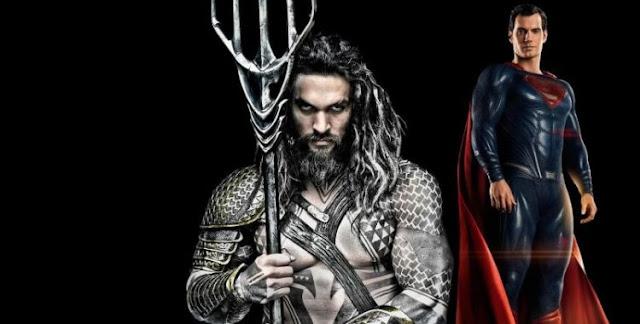 Durante uma entrevista ao   Entertainment Tonight, Jason Momoa deu 100% de certeza de que Henry Cavill continuará sendo o Superman no DCU.