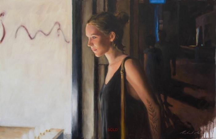 Австралийский художник-реалист