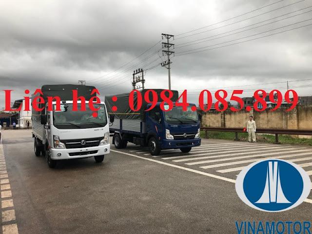 Giá lăn bánh xe tải cabstar ns350 thùng bạt