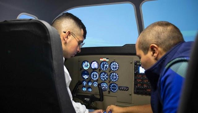 Escola Adventista é escolhida pela Força Aérea dos EUA, hospeda a Academia de Voo