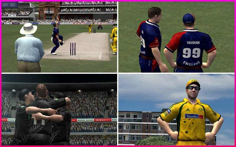 ea sports cricket 07 game