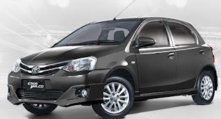 Harga Toyota Etios Valco Gray Metallic di Pontianak