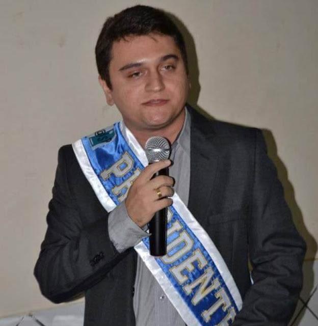 Jornalista Ulisses Neto, renuncia à Presidência da AISP