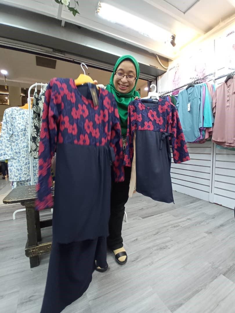 Baju Raya 2021, Baju Raya Sedondon 2021