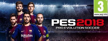 تنزيل لعبة بيس 2018 PES