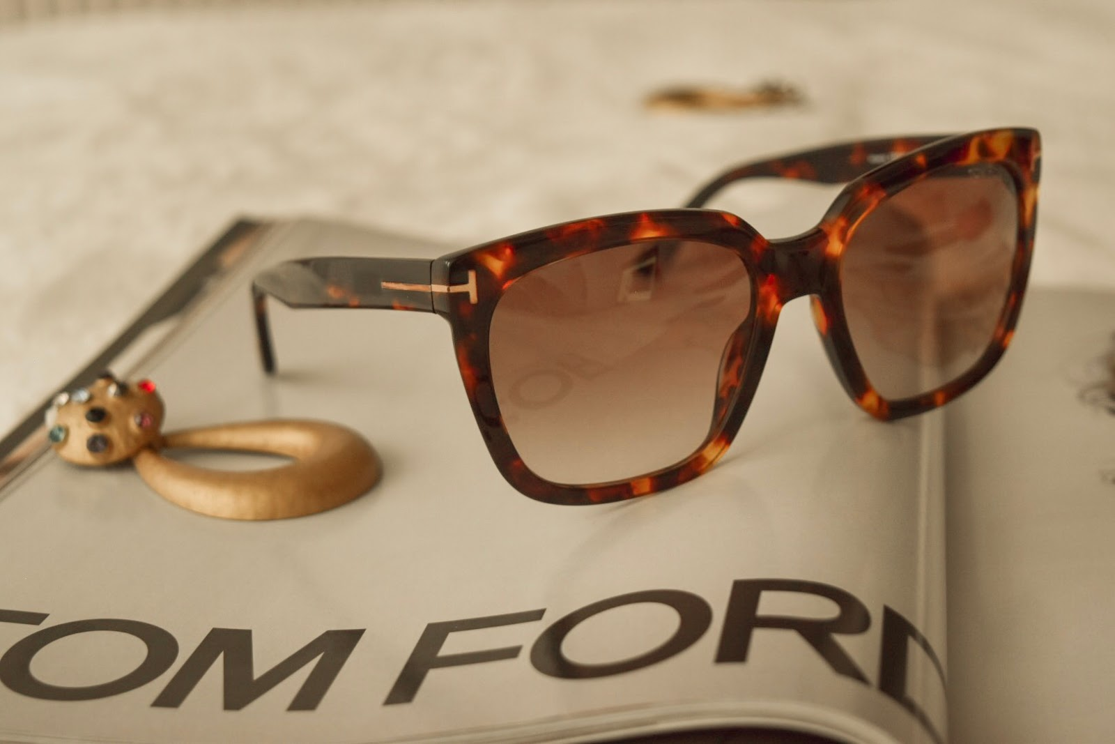 Tom Ford Amarra Sunglasses Review