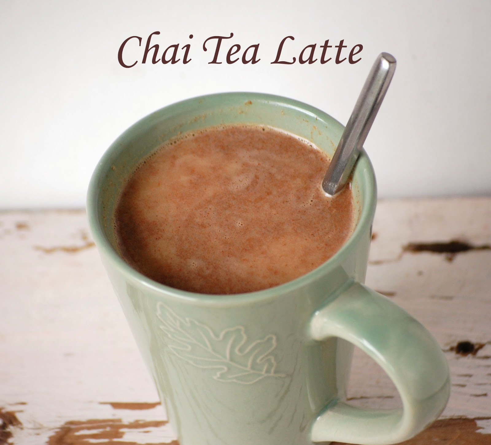 Violet's Buds: Chai Tea Latte Recipe