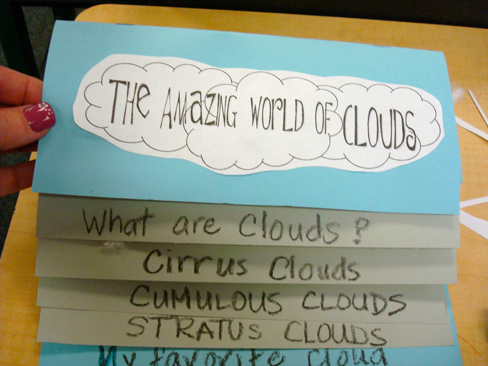 Cloud Science In The Classroom