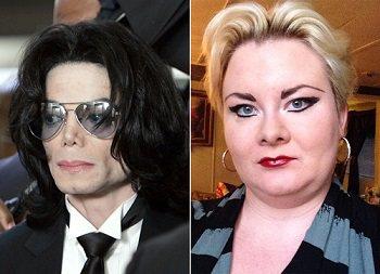 """Mulher diz que se casou com fantasma de Michael Jackson: """"Me usa para comer"""""""
