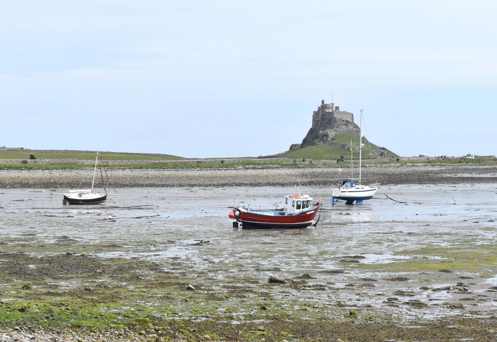 Holy Island of Lindisfarne - Lindisfarne Castle