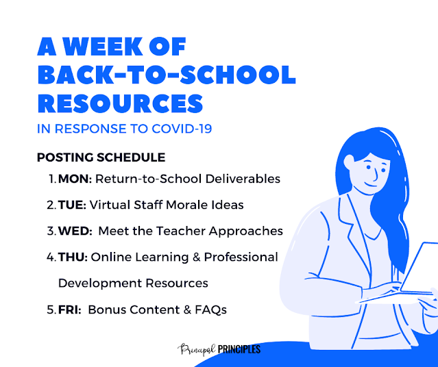 Back-to-School Resources for Educators