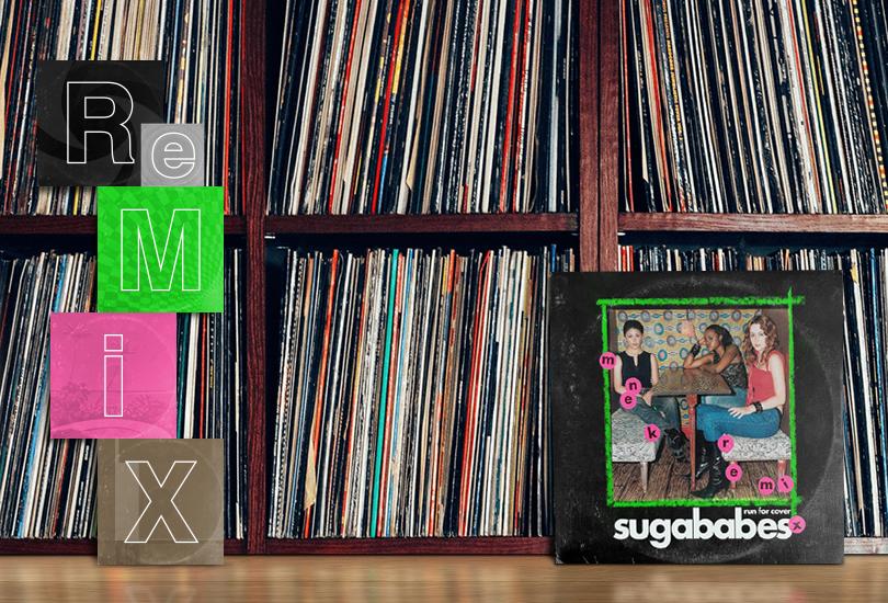 Remix: Sugababes featuring MNEK - Run for Cover (MNEK Remix)   Random J Pop