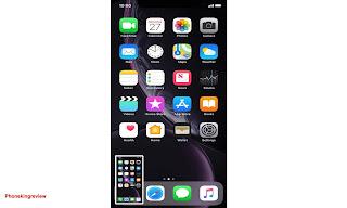 iPhone xr screenshot