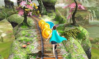 Subway Run Princess MOD Apk (Free Unlock Codes) Terbaru 2016 1