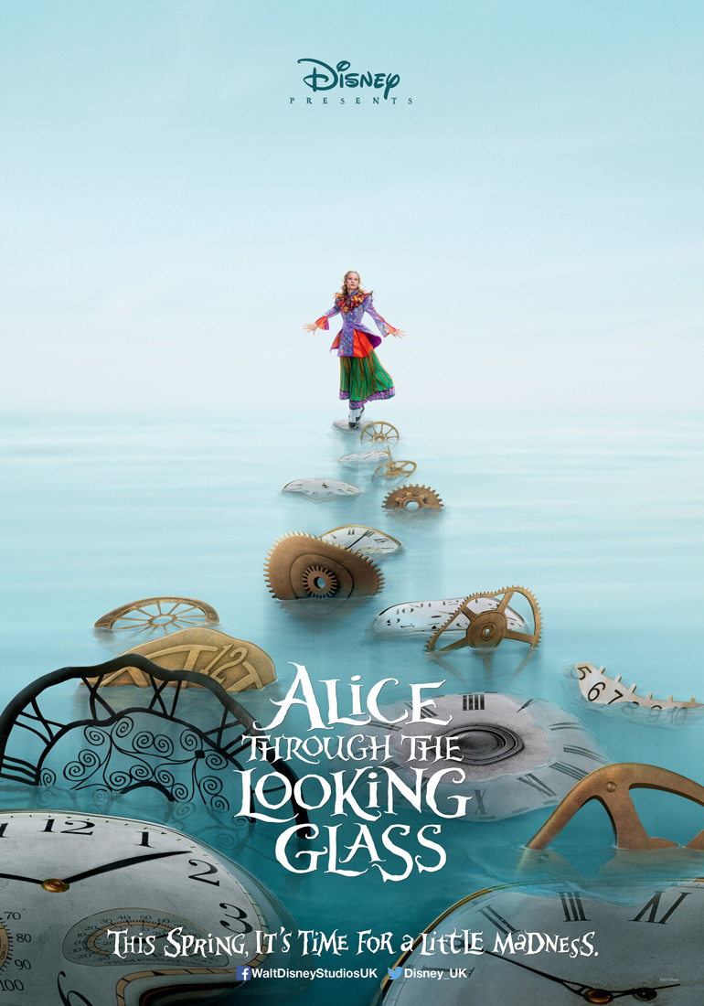 Alice Through the Looking Glass อลิซในแดนมหัศจรรย์ 2 [HD]