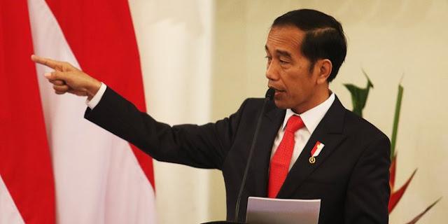 Soal Fitnah PKI, Presiden Jokowi: Awas Kalau Ketemu, Tak 'Gebuk' Betul Itu.....