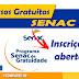 Cursos gratuitos no SENAC RJ